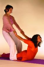 Yogalehrer Weiterbildung