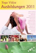 Aktualisierte Ausbildungsseiten bei Yoga Vidya- alle Termine bis Ende 2011