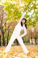 Artikelserie von Dietlind: Yoga im Herbst