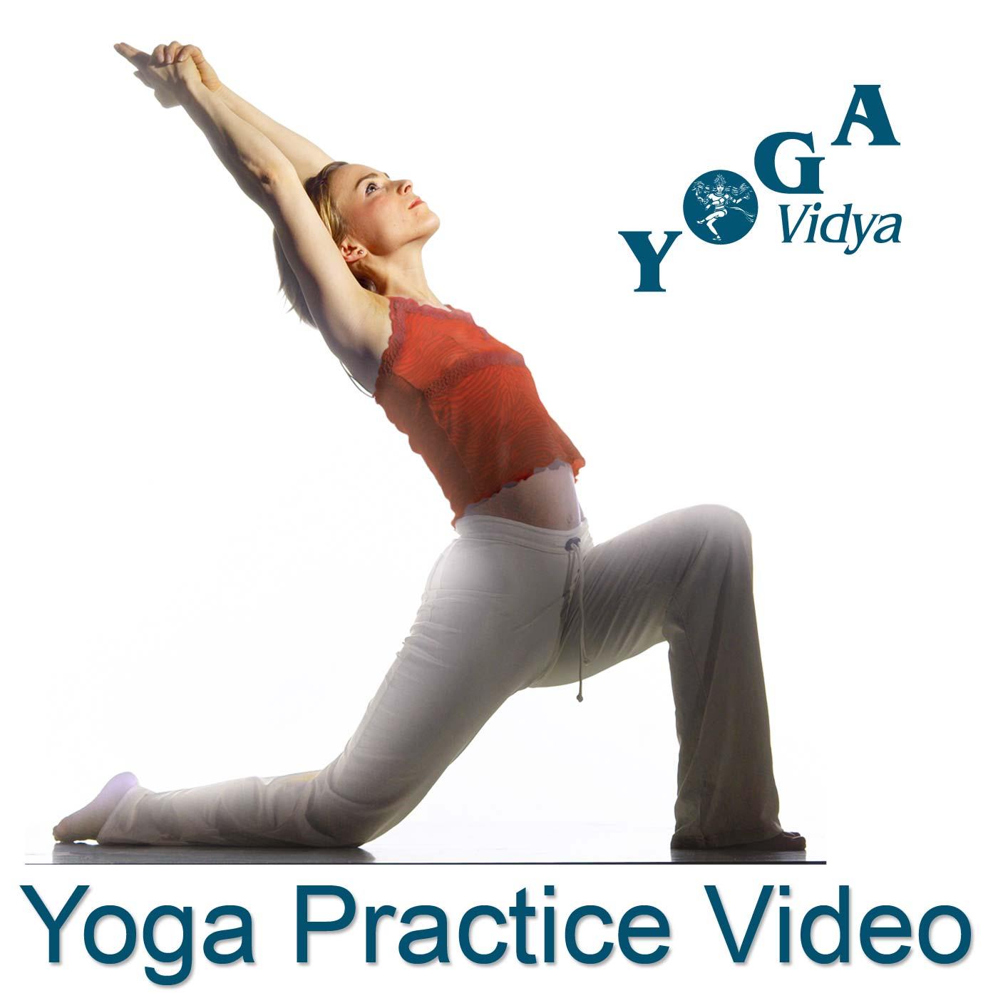 Yoga Practice Video