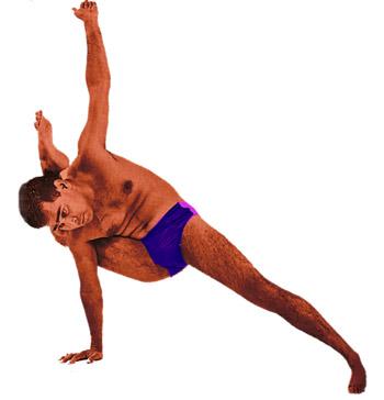 yoga vidya  yogische schlafstellung des yogi  yoga nidrasana