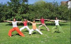 Yoga und Meditation Einführung