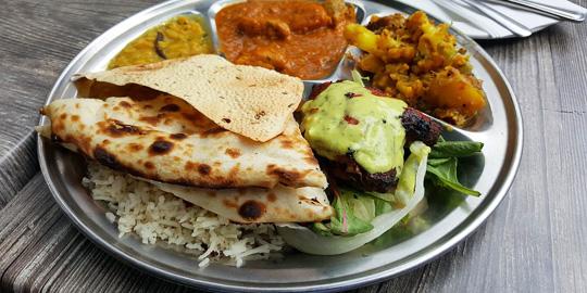 Vegan Indian Cooking with Nalini