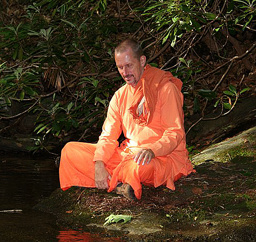 Your instructor: Swami Bodhichitananda