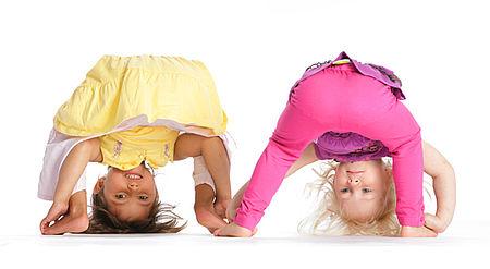 Yoga Kinderyoga Ubungen