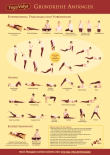 Yoga Übungsplan download