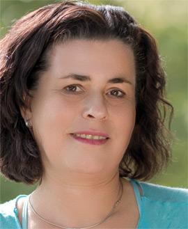 Claudia Antarjyoti Machate