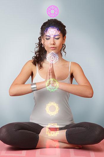 Jnana Yogastunde mit Rama Schwab - Online Kurs Reihe