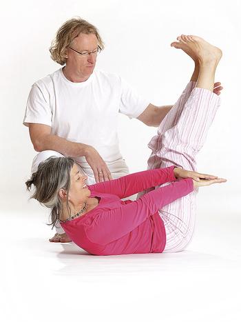 Yogatherapie Einführung - Live Online