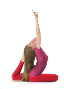 Asana meditativ - Hingabe an Gott