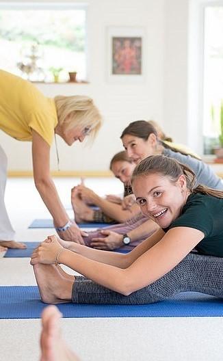 Yogalehrer Ausbildung Intensivkurs Woche 2