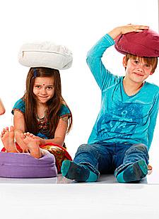 Meine 5 Sinne - Yoga für Kinder von 7-12 Jahren