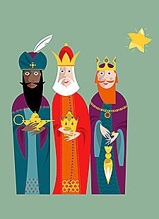 Die Heiligen 3 Könige - Yoga für Kinder 3-6 Jahre