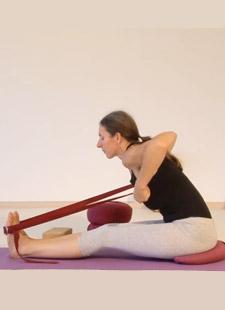 Stressbewältigung mit Yin Yoga