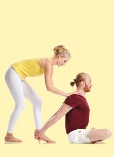 Nordsee Special: Yoga Lam Wirbelsäulentherapie