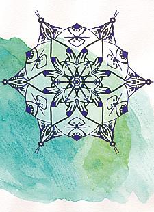 Themenwoche: Mandalas und Yantras