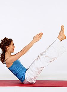 Nordsee Special: Yoga und Pilates