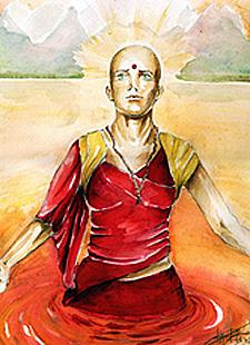Prana Yoga und geistiges Heilen