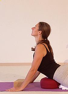 Slow Down Woche mit Yin Yoga