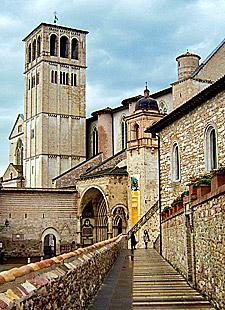 Assisi - Ein mystisches Abenteuer