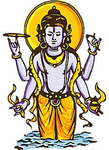 Thementag: Dhanvantari Trayodashi - Geburtstag von Dhanvantari