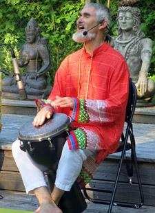 Feel the Rhythm - mit Trommeln das Leben spüren