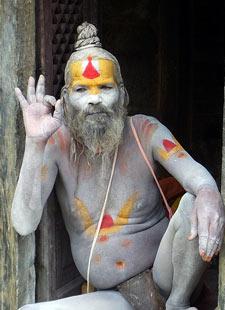 Traditionell Indisches Yoga für inneren Frieden