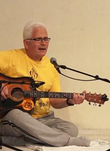 Mantra-Konzert mit Gruppe Mudita