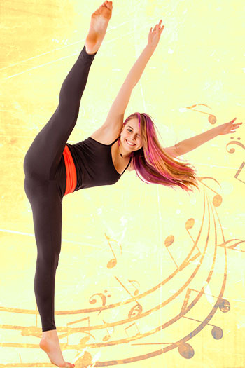 Dance Yoga - Tanz dich frei