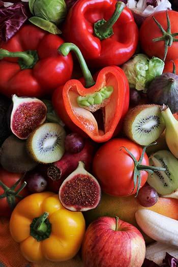 Vegane Küche regional und saisonal