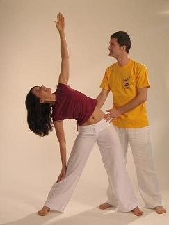 Hatha Yoga Prävention für Anfänger