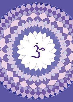 Psychologische Yogatherapie Chakra Healing - Sahasrara Chakra - Online Workshop