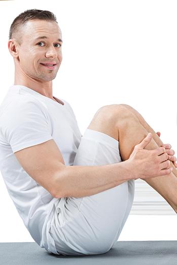 Yoga für die Knie - Online Workshop