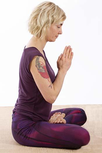 Atme dich frei für die Meditation - Online