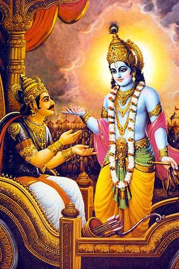 Bhagavad Gita Kurs Online