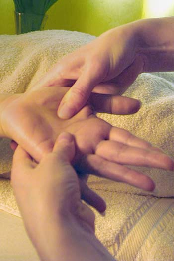 Ayurveda Fuß- und Handmassage Workshop online