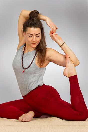 Yoga full practise online - Online Workshop