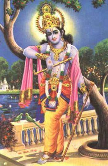 Yoga der Liebe - Naradas Bhakti Sutra aus der Perspektive des Jnana Yoga/Vedanta - Live Online