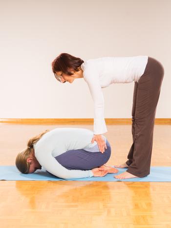 Yin Yoga - achtsam, ruhig und tief - Live Online