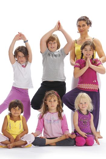Yoga mit Kindern - Yogalehrer Weiterbildung - Live Online