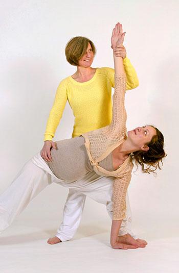 Yoga in der Schwangerschaft - Yogalehrer Weiterbildung online