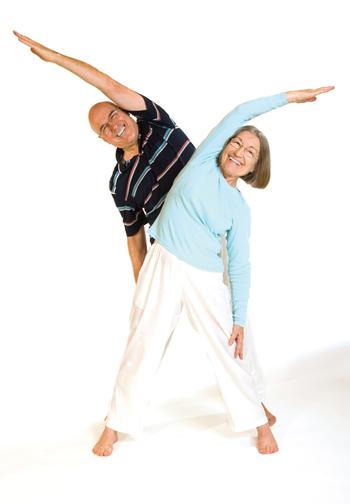 Yoga für Senioren - Yogalehrer Weiterbildung - Live Online