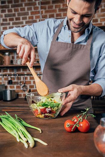 Vegan Kochen mit Manikaran