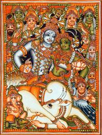 Shiva und Shakti