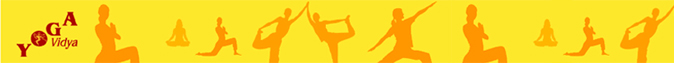 Yoga Vidya Titelleiste