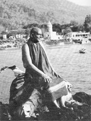 Hellsehen, Fernheilung etc., waren für Swamili alltäglich