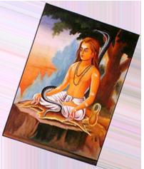 Gheranda, Hatha Yoga Meister