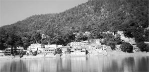 Sivananda Ashram am Ganges