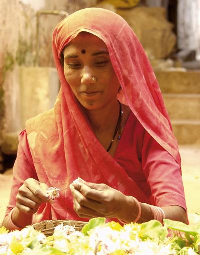 Indien - vegetarisch