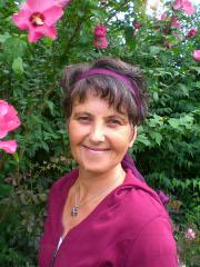 Yogalehrerin Satyarupa Gisela Preising